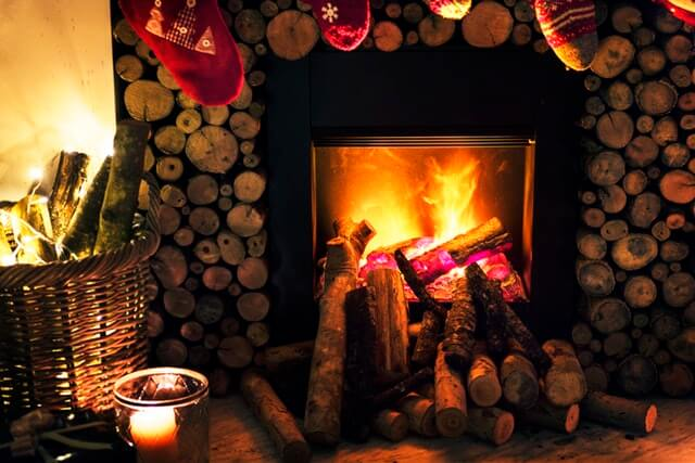 cozy up for christmas