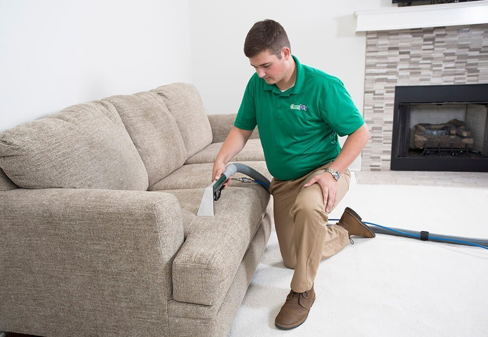 upholstery cleaning jacksonville